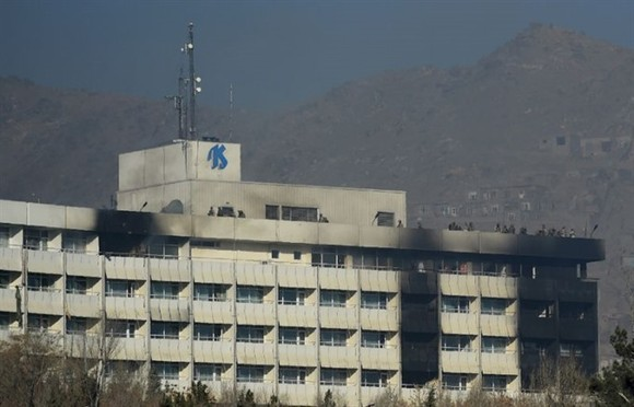 Six Ukrainians among 18 dead in Taliban attack on Kabul hotel