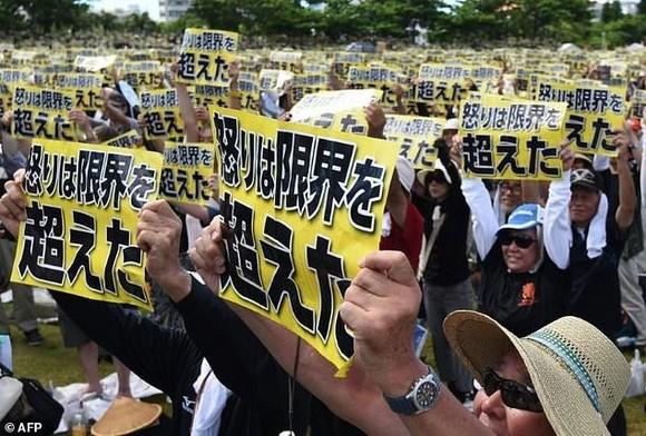 Okinawa vote seen as boosting Japan's bid to relocate US base