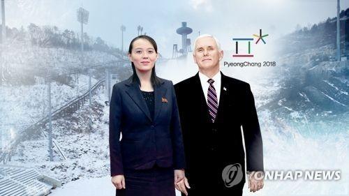 U.S. says N. Koreans canceled Pence meeting at last minute