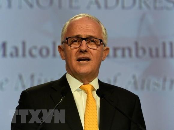 Australian Prime Minister Malcolm Turnbull. (Photo: AFP/VNA)