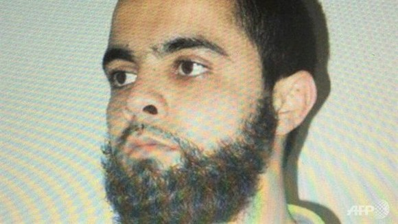 Radouane Lakdim had been on a list of suspected extremists before his shooting rampage in southern France last week. — AFP Photo/Handout