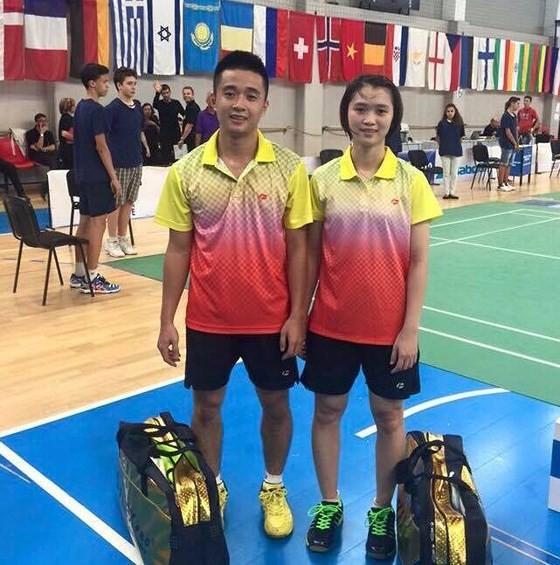 Tuan Duc/Nhu Thao win at Vietnam Int'l Challenge Badminton 2018