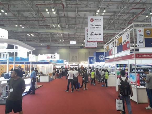 Automechanika 2018 lures participant of 17 nations and territories