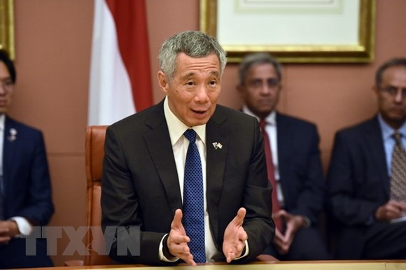 Singapore worries about unilateral tariffs of US