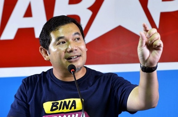 Vice President of the Malaysian People's Justice Party (PKR) Rafizi Ramli  (Source: Malay Mail)