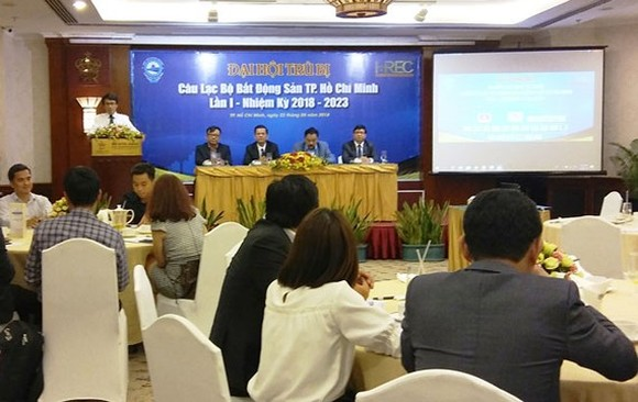 HCMC Real Estate Club opens