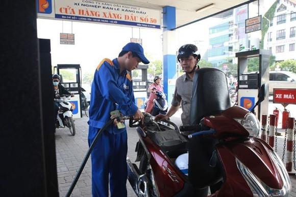 Petrol prices drop