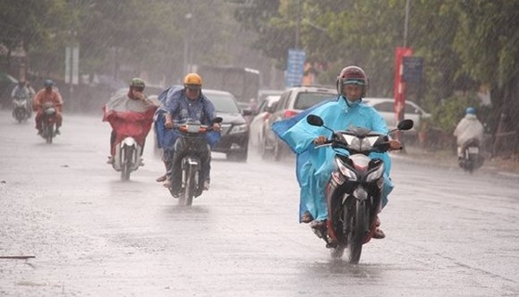Rainy season comes one month earlier than scheduled