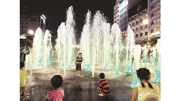 Nguyen Hue street to be upgraded