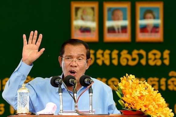 Hun Sen reappointed as Prime Minister of Cambodia