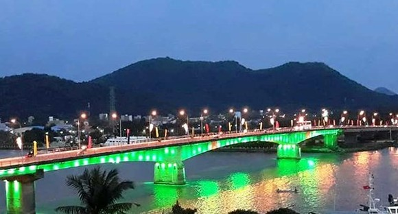 Ha Tien City established