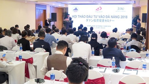 Japanese investors eye on Danang's investment environment