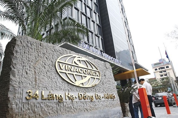 An Quy Hung Co. buys Vinaconex's shares successfully