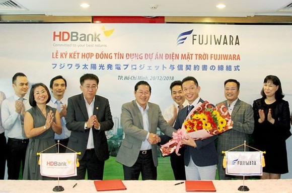HDBank supports VND 3trillion for solar power projects in three provinces