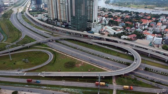 Xa lộ Hà Nội. Ảnh: CAO THĂNG