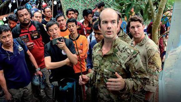 Giải cứu đội bóng nhí Thái Lan: Chưa hết nguy nan ảnh 1
