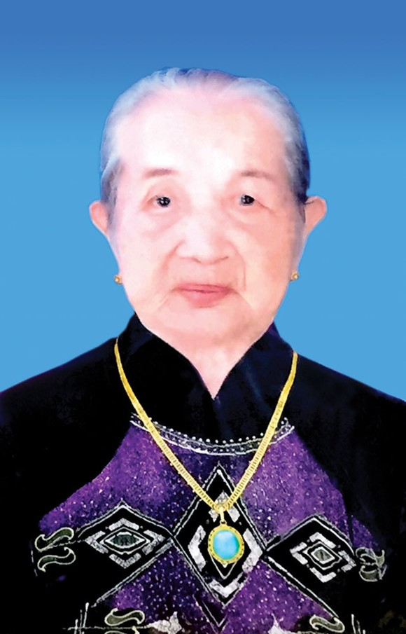 Bà mẹ Việt Nam anh hùng Nguyễn Thị Châu đã từ trần ảnh 1