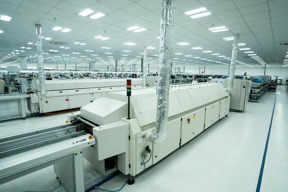 Vingroup động thổ Nhà máy điện thoại thông minh công suất 125 triệu máy/năm ảnh 1