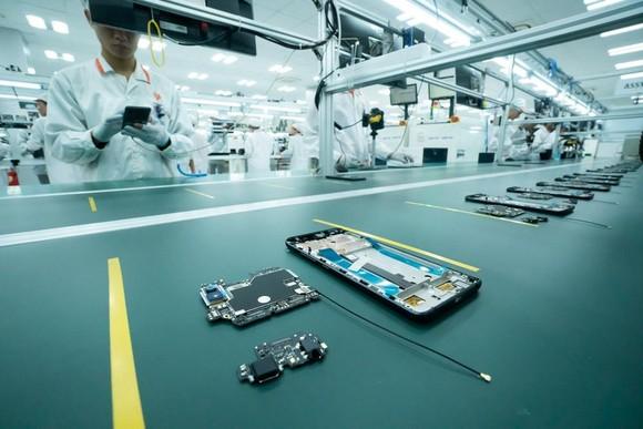 Vingroup động thổ Nhà máy điện thoại thông minh công suất 125 triệu máy/năm ảnh 2