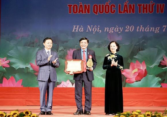 Tổng Bí thư, Chủ tịch nước Nguyễn Phú Trọng gặp mặt cán bộ công đoàn tiêu biểu ảnh 1