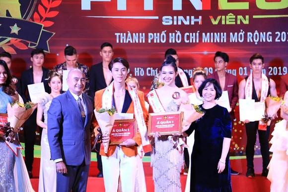 Chung kết Cuộc thi Ngôi sao Fitness sinh viên TPHCM mở rộng 2019 ảnh 2