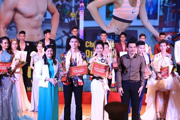Chung kết Cuộc thi Ngôi sao Fitness sinh viên TPHCM mở rộng 2019 ảnh 1