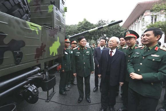 Quân đội sẽ xử lý thắng lợi các tình huống, kiên quyết không để bị động, bất ngờ ảnh 1