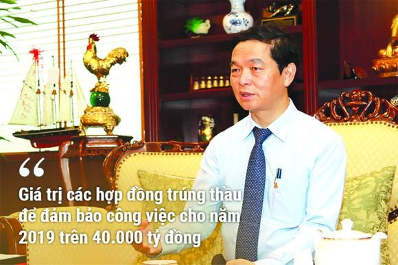 Ông Lê Viết Hải - Chủ tịch HĐQT kiêm Tổng Giám đốc Công ty CP Tập đoàn Xây dựng Hòa Bình: Phát triển thị trường nước ngoài là chiến lược lớn của HBC ảnh 2