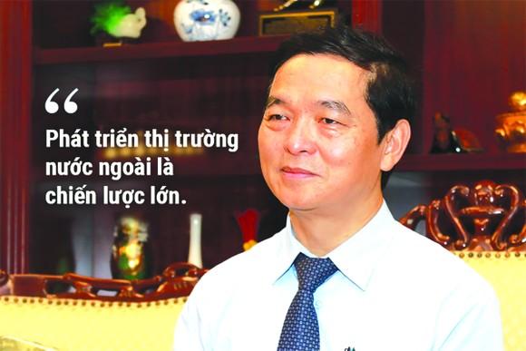 Ông Lê Viết Hải - Chủ tịch HĐQT kiêm Tổng Giám đốc Công ty CP Tập đoàn Xây dựng Hòa Bình: Phát triển thị trường nước ngoài là chiến lược lớn của HBC ảnh 1