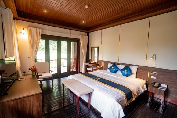 Saigontourist khai trương khu nghỉ dưỡng Sài Gòn – Ba Bể ảnh 4