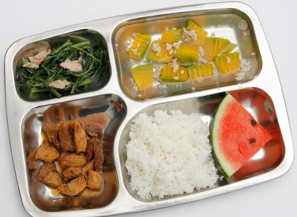 Đổi mới 'Bữa ăn học đường' ở Đắk Nông ảnh 2