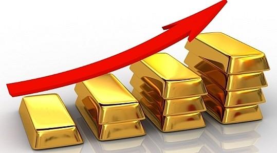 Kinh tế thế giới bất ổn khi vàng tăng