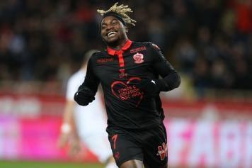 AC Milan quyết có Allan Saint-Maximin