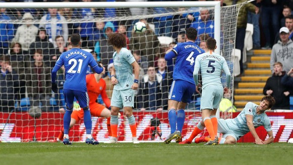 TRỰC TIẾP: Cardiff City - Chelsea: Khi Eden Hazard vắng mặt ảnh 7