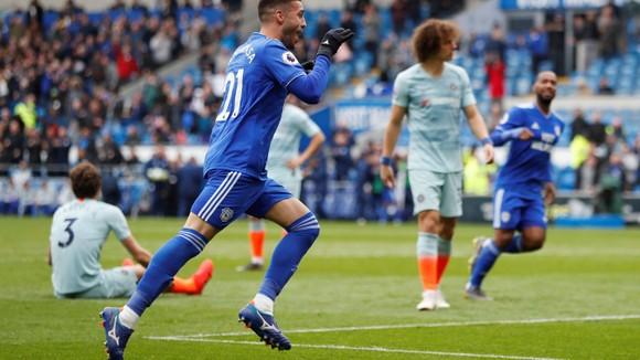 TRỰC TIẾP: Cardiff City - Chelsea: Khi Eden Hazard vắng mặt ảnh 8