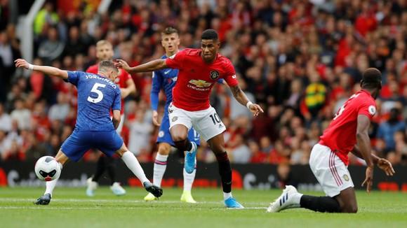 Chelsea thua Man United vì sai lầm của Lampard! ảnh 3