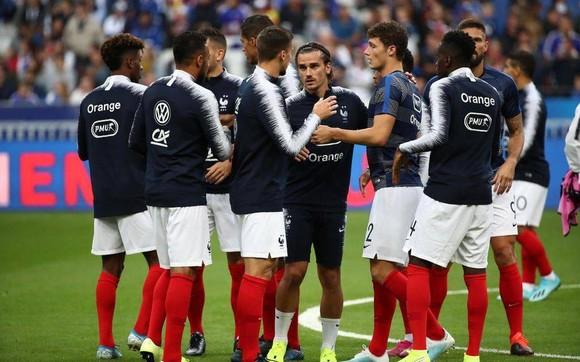 Trận đấu thứ 100 trên sân Stade de France