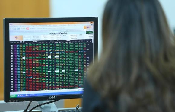 Diễn biến thị trường chứng khoán đang có sự phân hóa rõ rệt. (Ảnh minh họa. Nguồn: PV/Vietnam+)