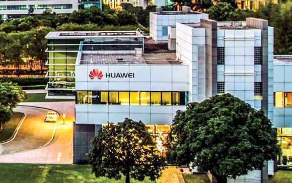 Trụ sở Huawei tại Thâm Quyến, Quảng Đông, Trung Quốc. Ảnh: Huawei