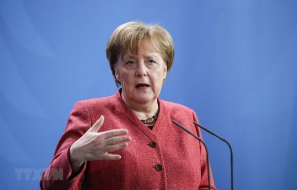 Thủ tướng Đức Angela Merkel. (Ảnh: THX/TTXVN)