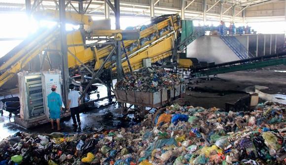 TPHCM tìm kiếm giải pháp xử lý bãi chôn rác