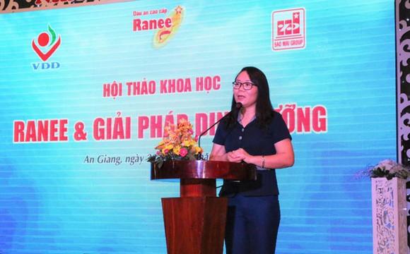 BS Trương Tuyết Mai, Phó Viện Trưởng Viện Dinh dưỡng Quốc gia cho biết dầu ăn 100% từ cá được xem là giải pháp dinh dưỡng hợp lý hỗ trợ điều trị bệnh ADHD.