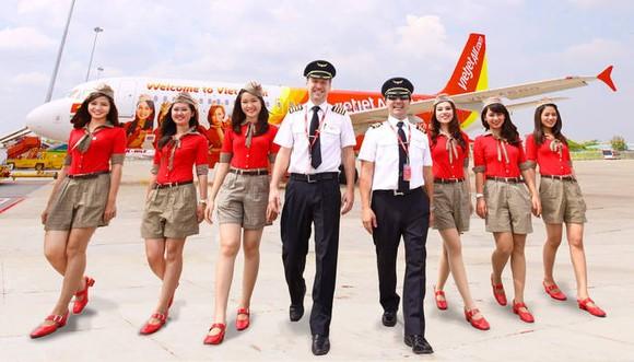 Vietjet mở bán đường bay thẳng Ấn Độ