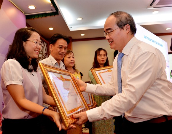 Bí thư Thành ủy TPHCM Nguyễn Thiện Nhân: Nghiên cứu lập khu đô thị sáng tạo ở phía Đông TPHCM ảnh 1