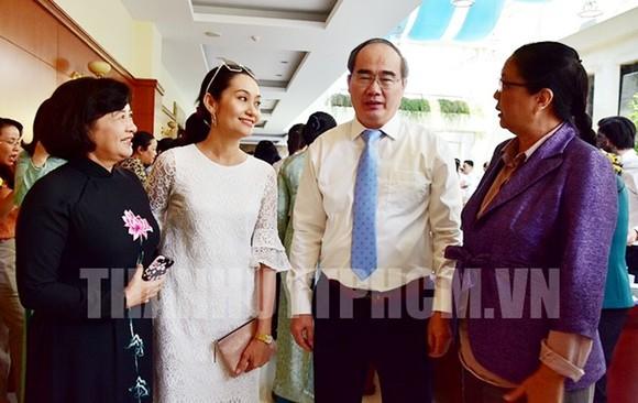 Bí thư Thành ủy TPHCM Nguyễn Thiện Nhân: Nghiên cứu lập khu đô thị sáng tạo ở phía Đông TPHCM ảnh 4