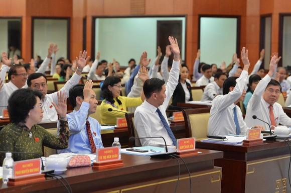 Đồng chí Nguyễn Thị Lệ làm Chủ tịch HĐND TPHCM ảnh 1