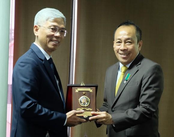 Bí thư Thành ủy TPHCM Nguyễn Thiện Nhân đề xuất lập liên minh ứng phó biến đổi khí hậu  ảnh 3