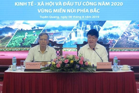 Hội nghị xây dựng kế hoạch phát triển kinh tế xã hội và đầu tư công năm 2020 - Vùng miền núi phía Bắc là Hội nghị đầu tiên trong khuôn khổ 4 Hội nghị sẽ được tổ chức trên toàn quốc