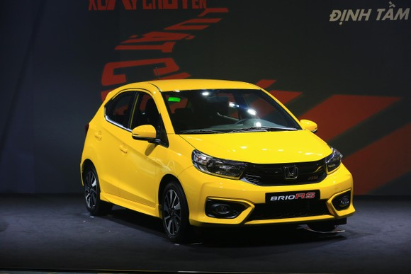 Honda Brio mới ra mắt ở Việt Nam với giá 418 triệu đồng ảnh 1