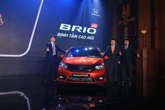Honda Brio mới ra mắt ở Việt Nam với giá 418 triệu đồng ảnh 2